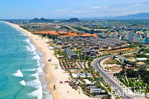 Đà Nẵng thành phó biển xinh đẹp