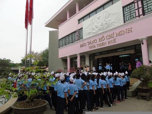 Bảo Tàng Hồ Chí Minh - Huế