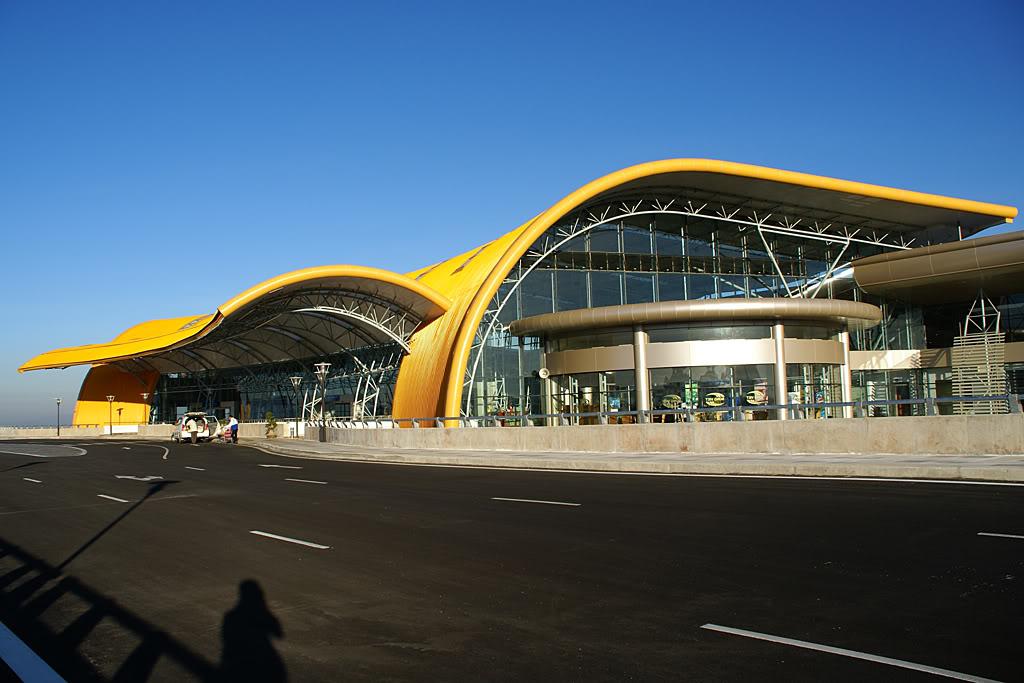Sân bay quốc tế liên khương