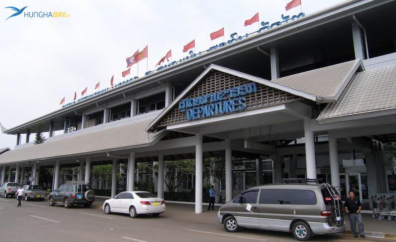 Thông tin sân bay đi Lào