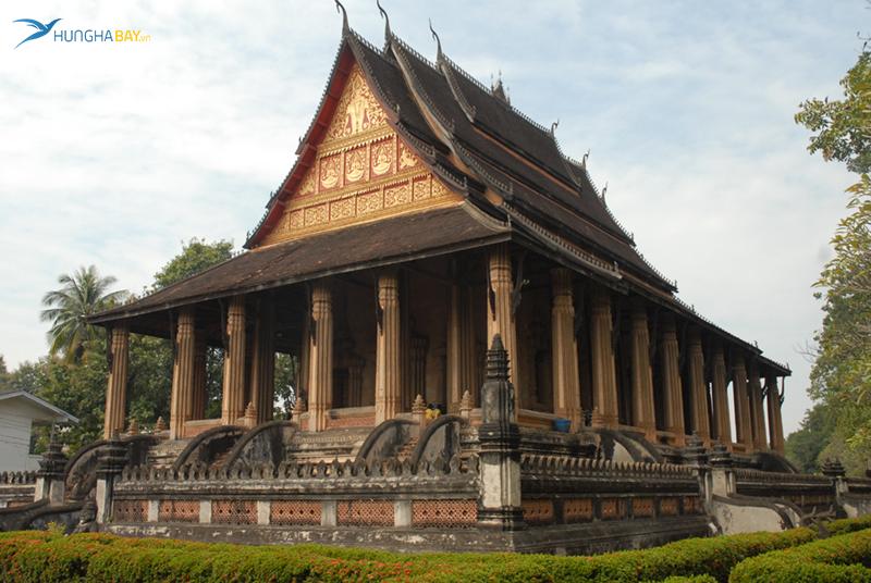 Chùa (Wat) Phra Keo Viên Chăn (Vientiane)