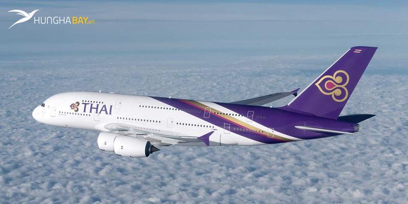 Thông tin về vé máy bay Thai Airways