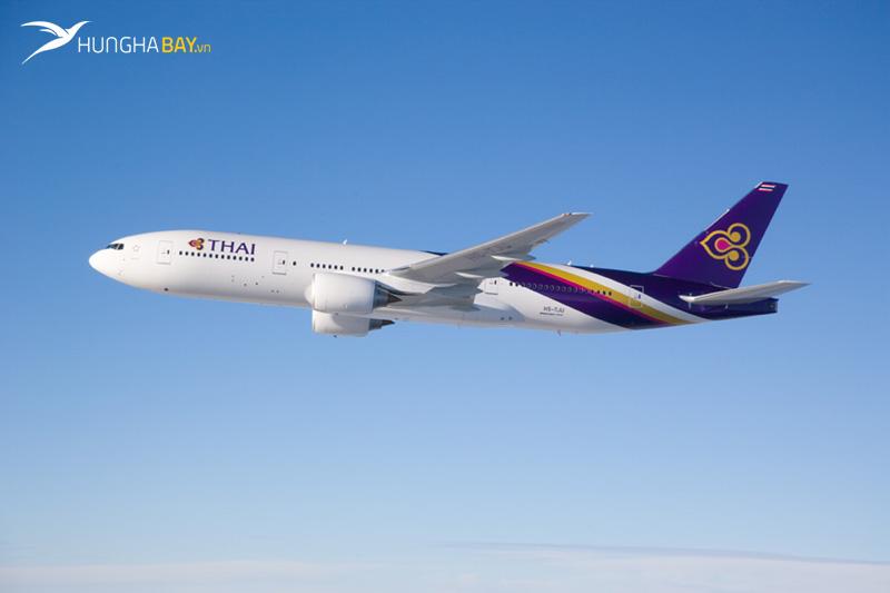 Cách để liên lạc với hãng hàng không Thai Airways