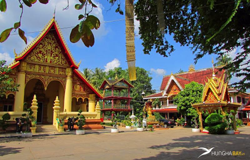 Wat Si Muang - Lào