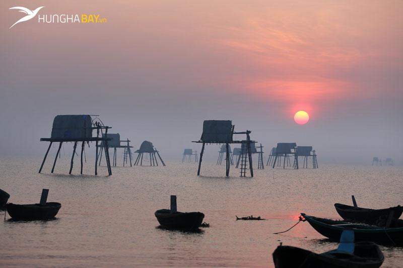 Biển Đồng Châu huyện Tiền Hải, Thái Bình