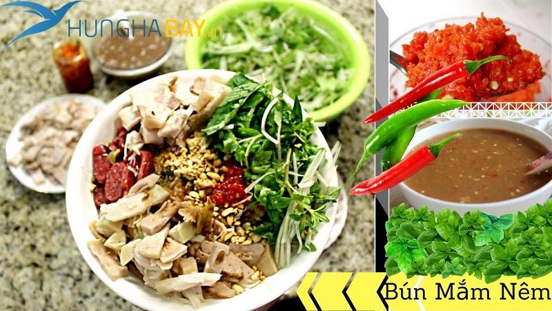 Mì, phở và những món ăn truyền thống tại Đà Nẵng