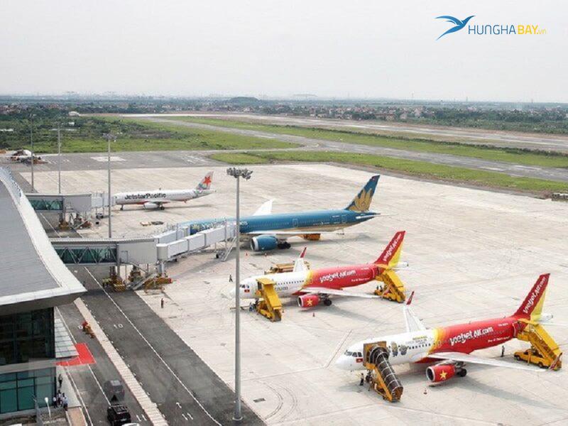 Hạ tầng kỹ thuật của sân bay quốc tế Cát Bi