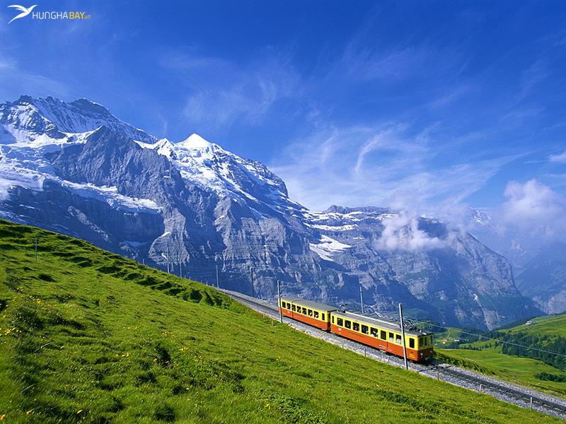 Cách di chuyển từ Sân bay Quốc tế Zurich vào trung tâm thành phố tại Thụy Sĩ