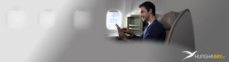 Cách kiểm tra vé máy bay Eva Air