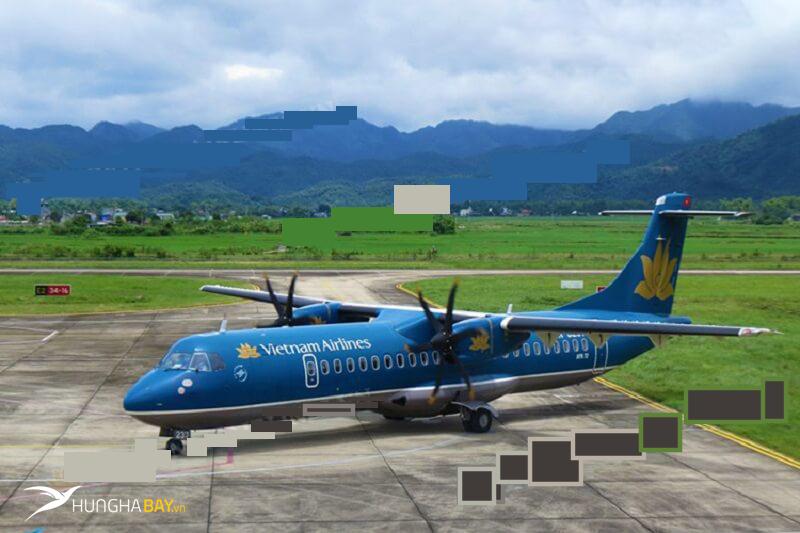 Vé máy bay đi Điện Biên Phủ