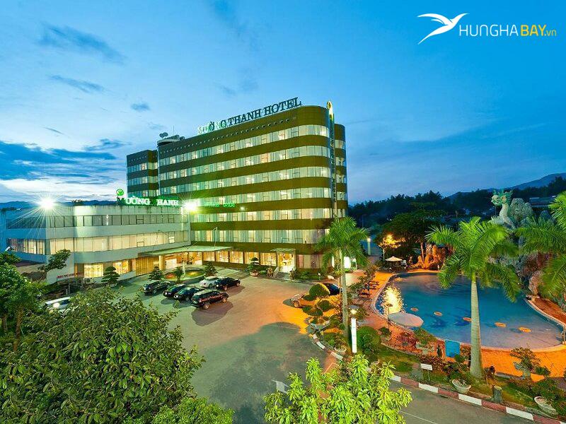 Vé máy bay đi Điện Biên ở khách sạn