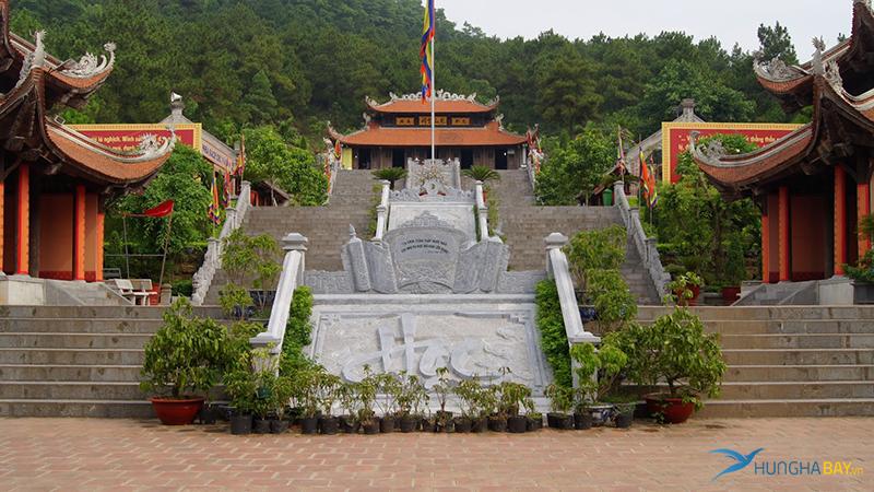 Đền thờ Chu Văn An Hải Dương