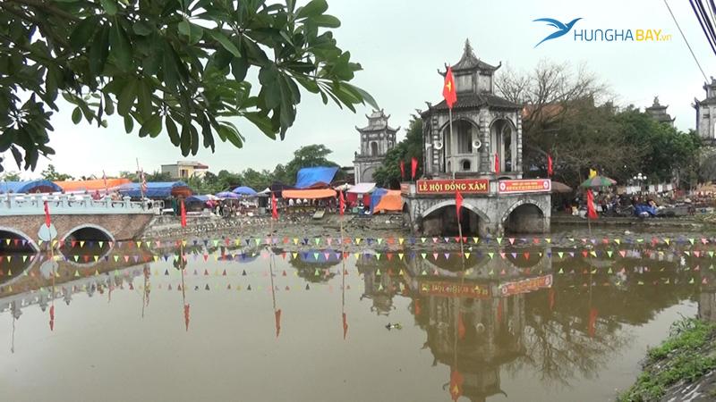 Đền Đồng Xâm, huyện Kiến Xương, tỉnh Thái Bình