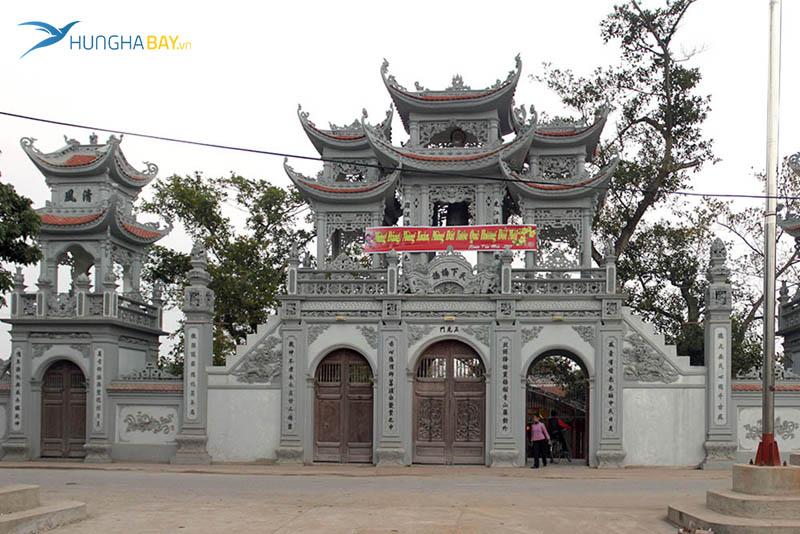 Đền Tiên La huyện Hưng Hà, Thái Bình