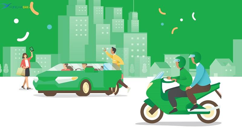 Dịch vụ xe cá nhân khi di chuyển ở sân bay