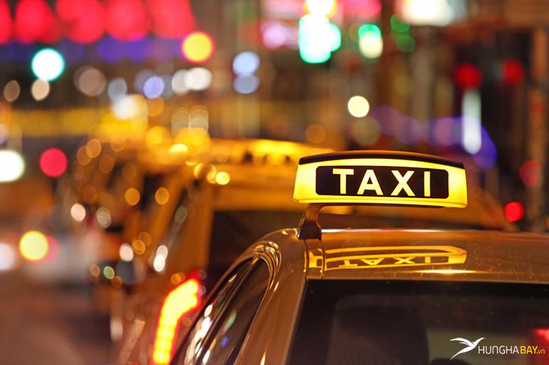 Di chuyển taxi đến Hải Dương