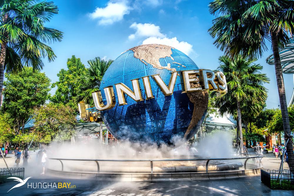Singapore thu hút khách du lịch với những địa điểm đẹp quên lối về