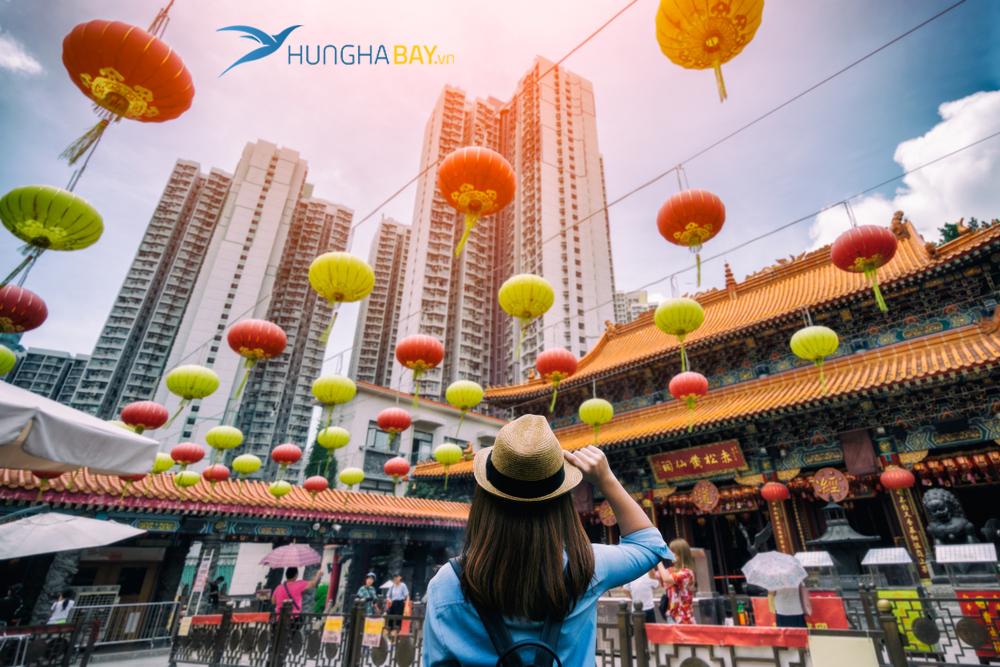 Top những địa điểm không nên bỏ lỡ khi đến HongKong