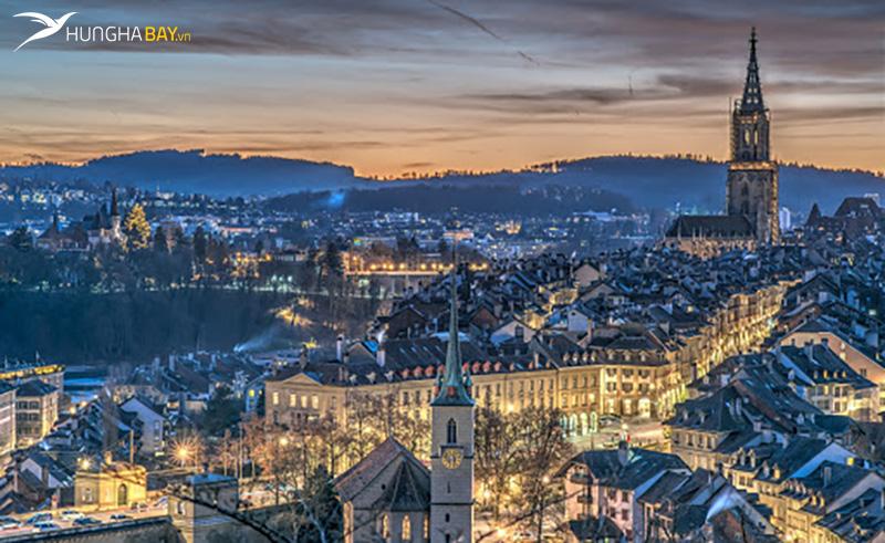 Thành phố Bern, Thụy Sĩ