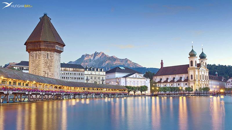Thành phố Lucerne, Thụy Sĩ