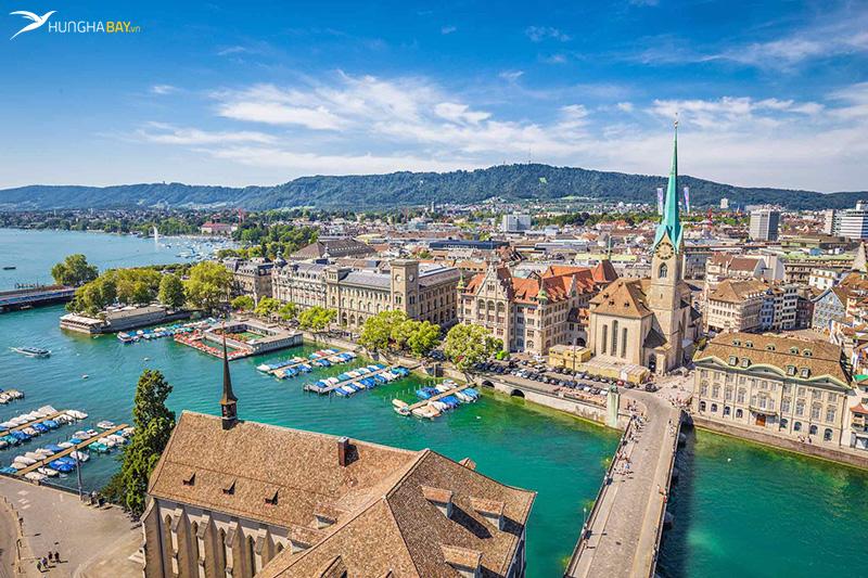 Thành phố Zurich, Thụy Sĩ