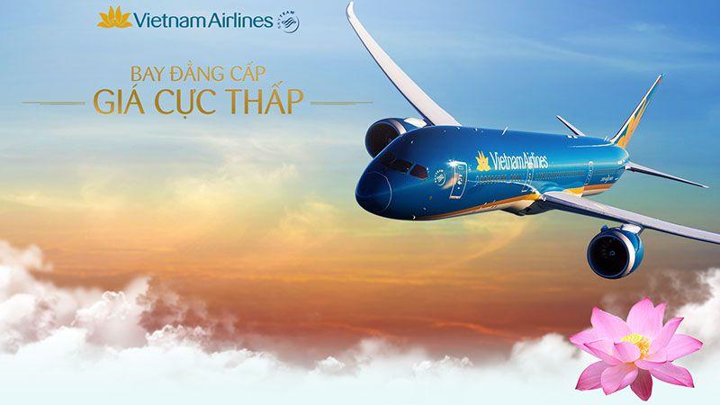 Giá vé máy bay vietnam airline