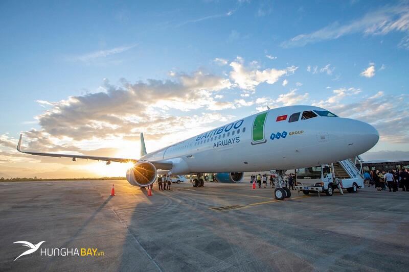 Giá vé máy bay Vinh đi Nam Định