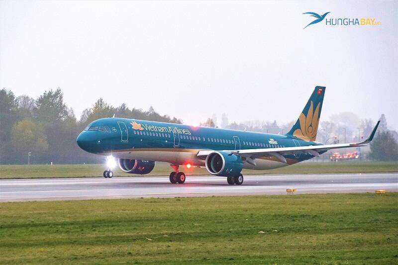 GIá vé máy bay đi Vinh của Vietnam Airline
