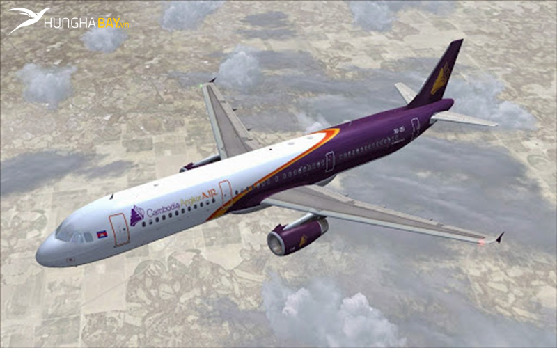 Vé máy bay Hà Nội đi Lào