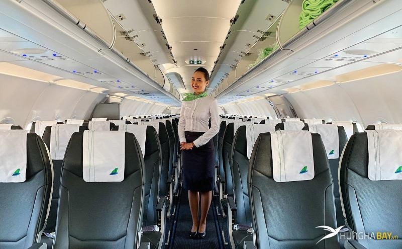 Giá vé máy bay TPHCM đi Vân Đồn Bamboo Airways