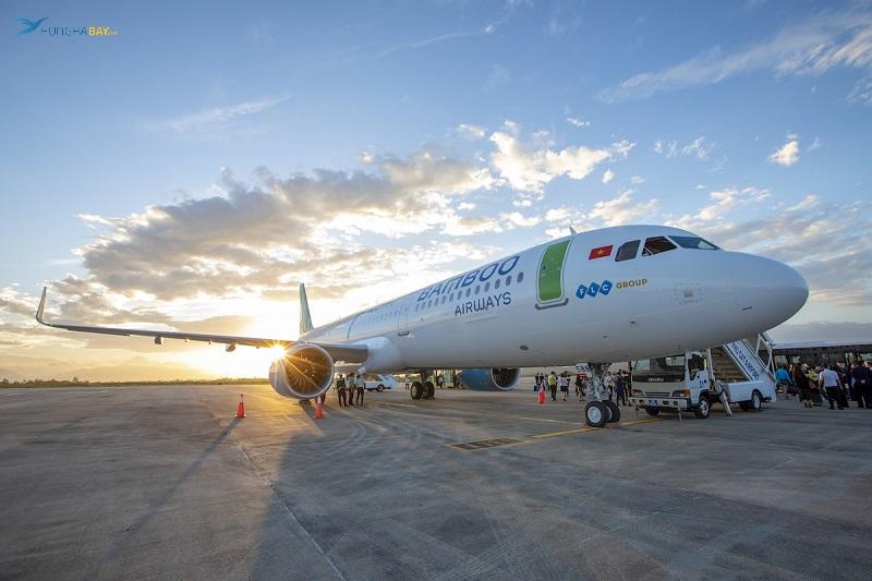 Gía vé máy bay Quy Nhơn - Hà Nội