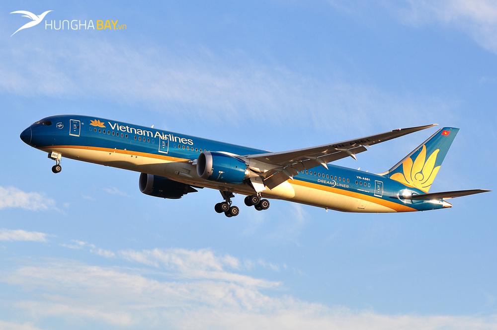 Vé máy bay đi Singapore Vietnam Airline