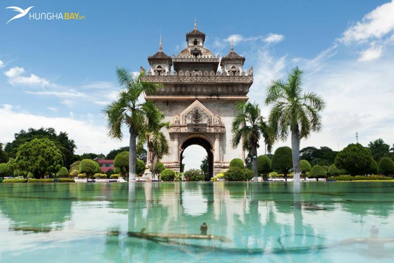 Thủ đô Viên Chăn (Vientiane)