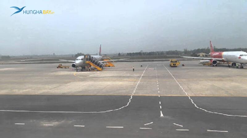 Vé máy bay đi Thanh Hóa tại sân bay Thọ Xuân