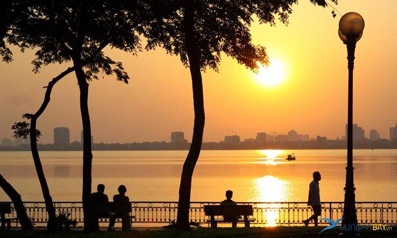 Kinh nghiệm đi Hồ Tây khi du lịch Hà Nội