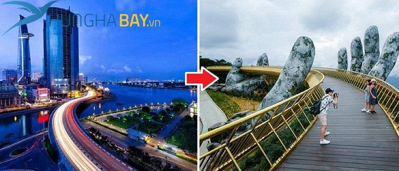 Đặt mua vé máy bay đi Đà Nẵng tại Hunghabay.vn: nhanh chóng – tiết kiệm