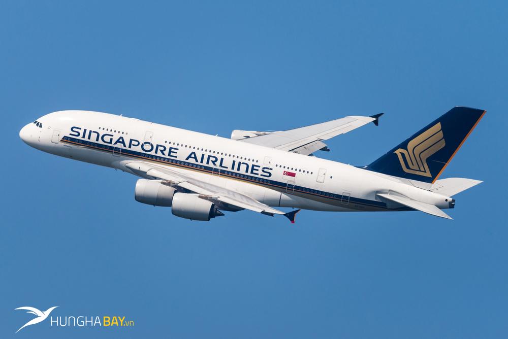 Vé máy bay đi Singapore của Singapore Airline