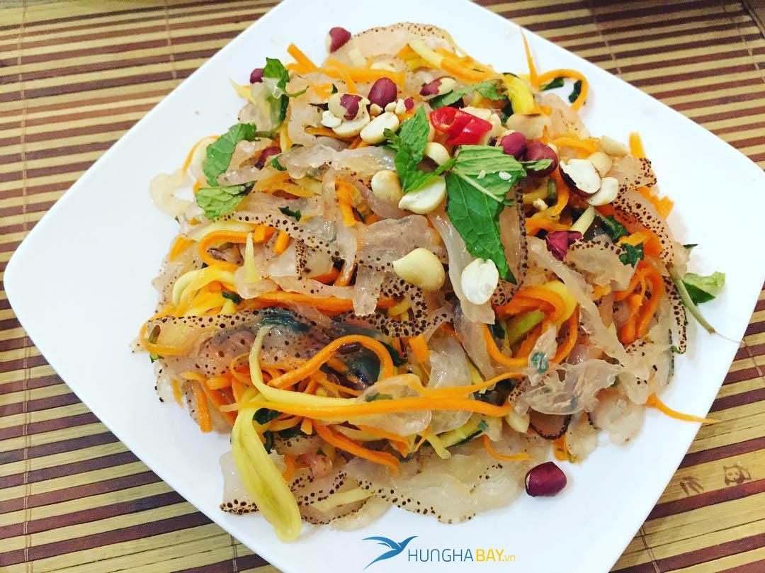 Nộm sứa Thái Thụy