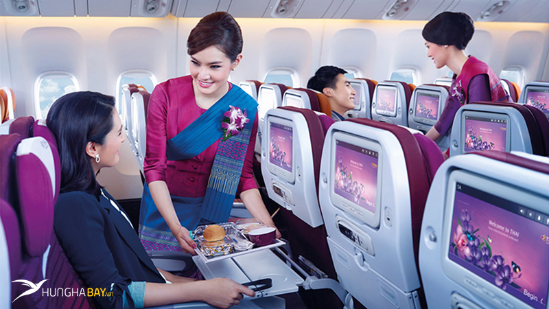 Kinh nghiệm săn vé máy bay giá rẻ Thai Airways