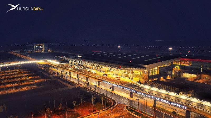 Tìm hiểu đôi nét về sân bay Vân Đồn – Tỉnh Quảng Ninh