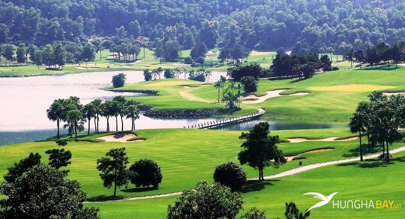 Câu lạc bộ Golf Sao Chí Linh Hải Dương