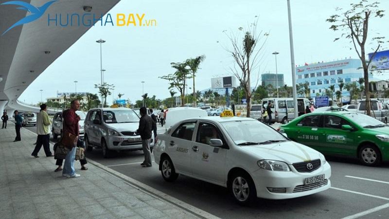Di chuyển từ sân bay Phù Cát đến Quy Nhơn