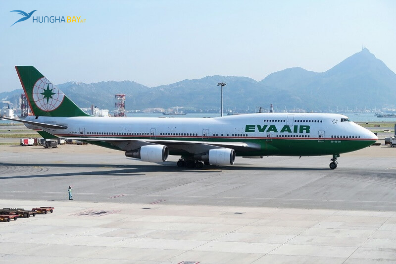 Thông tin tổng quan về hãng máy bay Eva Air