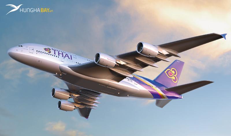Đôi nét về hãng hàng không Thai Airways