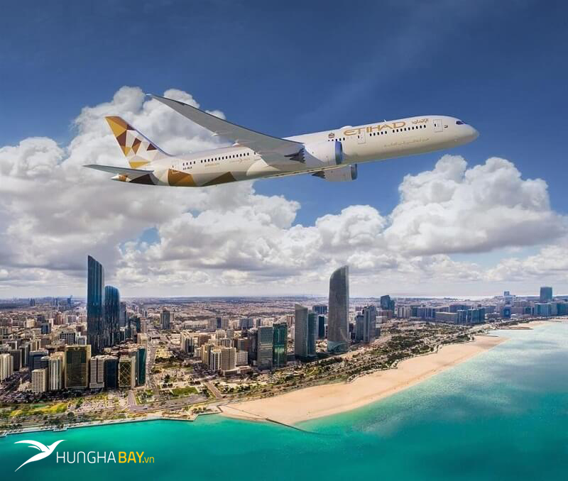 giá vé máy bay Eithad Airways