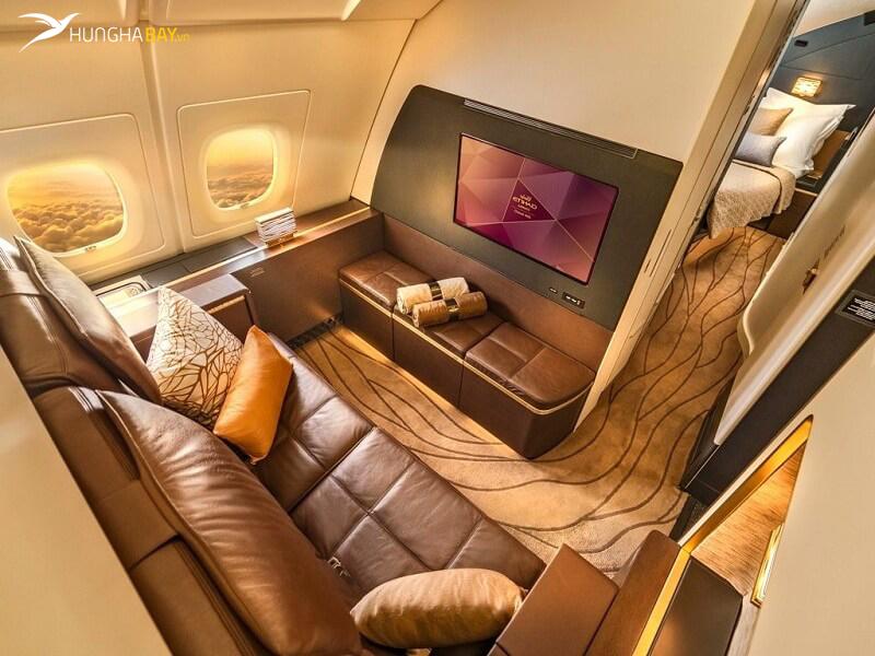 vé máy bay etihad airways có chỗ ngồi thú vị