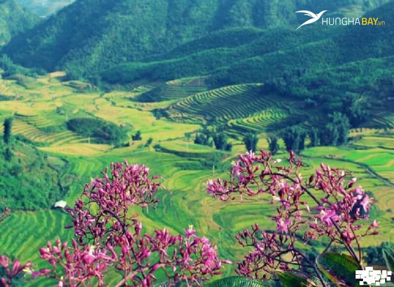 Vé máy bay đi Điện Biên du lịch