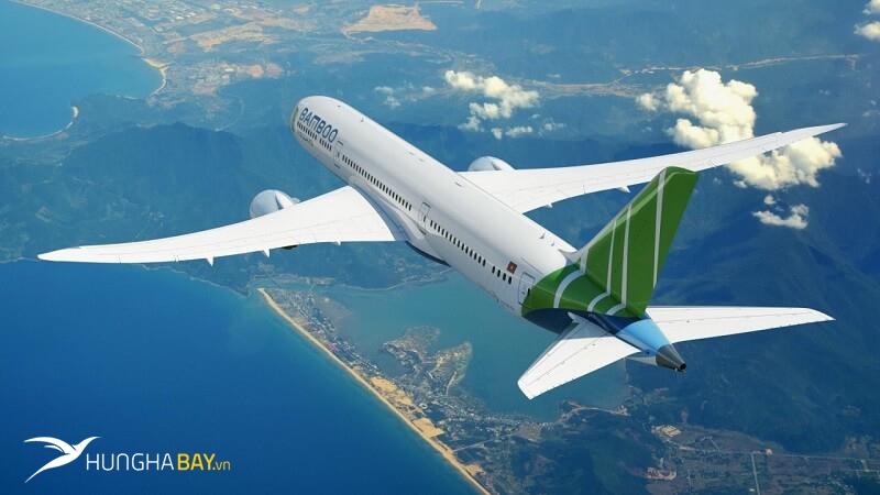 vé máy bay bamboo đi đồng nai