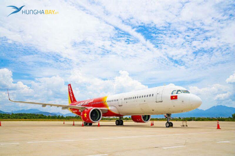 vé máy bay đi Ninh Thuận sân bay Thành Sơn