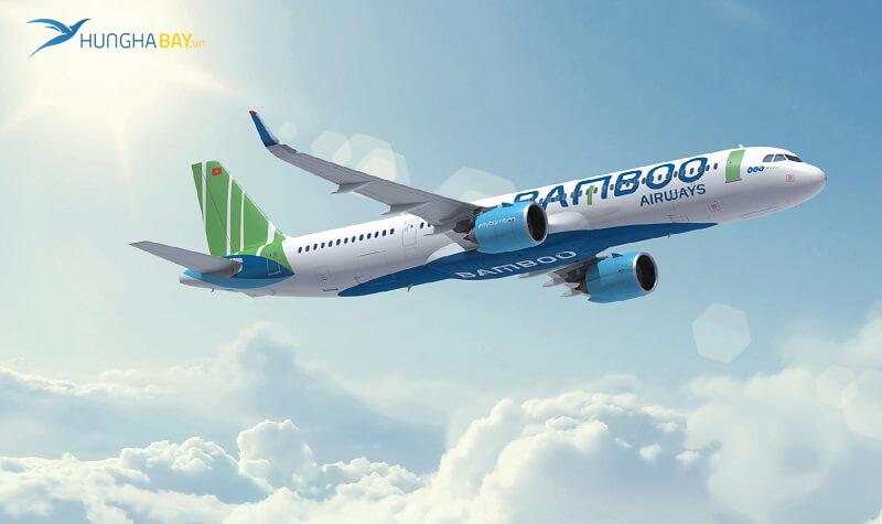 Vé máy bay đi Thanh Hóa Bamboo